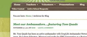 Ambassador Website